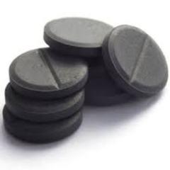 астма бронхиальная и активированный уголь