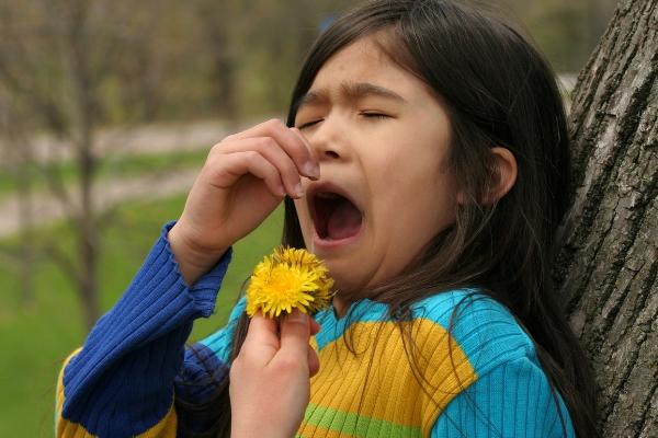 Типы аллергических реакций (немедленного и замедленного типа)