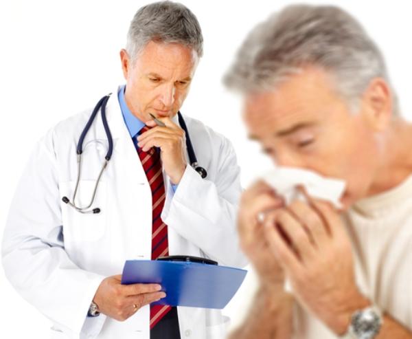 Кашель при аллергии чем лечить