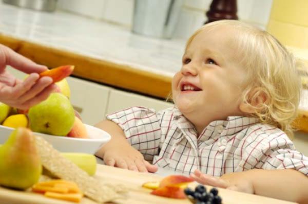 Диета при аллергии у детей