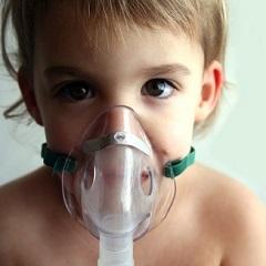 Ингаляции при насморке у детей