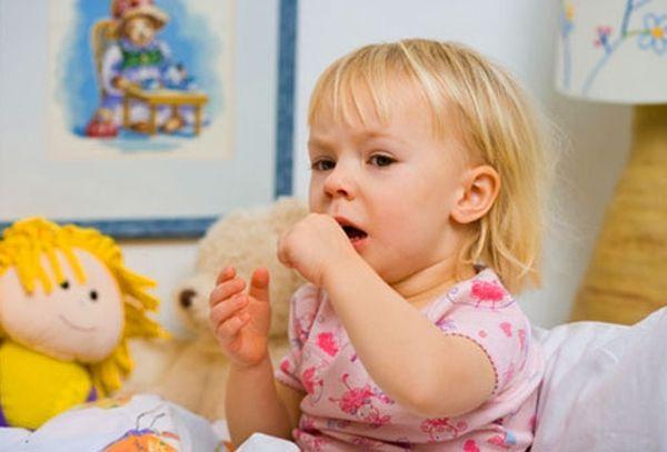 как распознать аллергический кашель у ребенка
