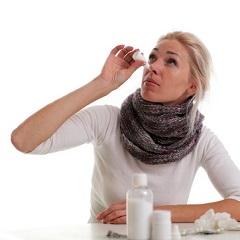 Лечение хронического насморка народными средствами