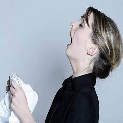 Частое чихание и насморк – что это может быть