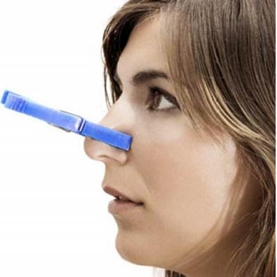 постоянно заложен нос без насморка