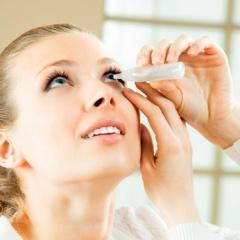 Аллергический конъюнктивит: лечение и симптомы