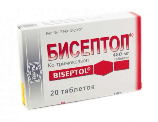 аллергия на бисептол у мужчин