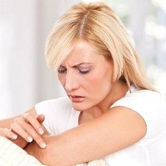 Атопический дерматит у взрослых: лечение и диета