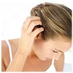 Дерматит на голове: причины, лечение, симптомы