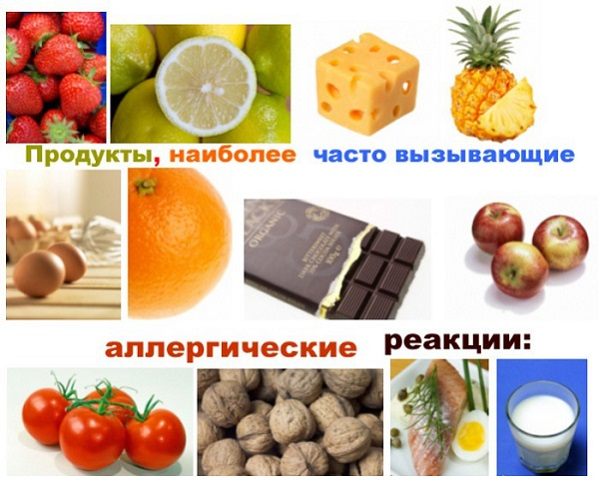 диета при аллергии у взрослых