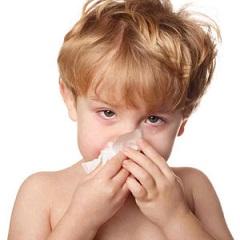 Как лечить поллиноз у детей
