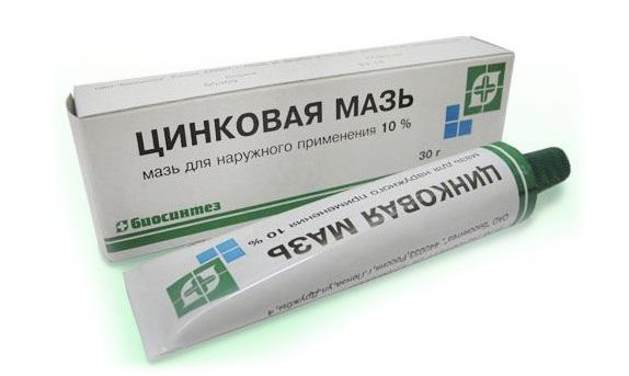 мазь с цинком от дерматита