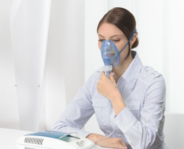 ингаляции небулайзером при астме
