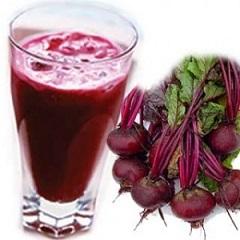 Народные рецепты от насморка: свекольный сок