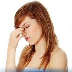 Заложен нос, но насморка нет: что это значит